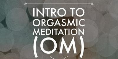 Orgasmic meditation demonstration