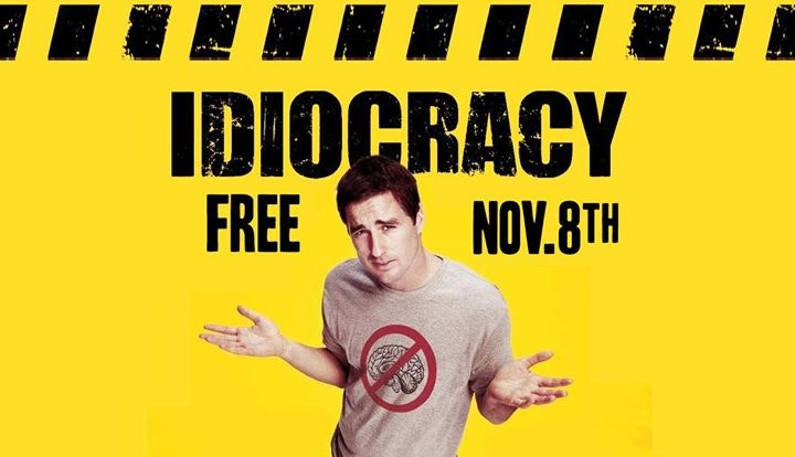 idiocracy free