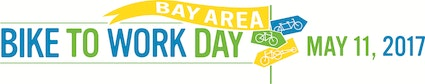 Bike to Work Day - May 11, 2017