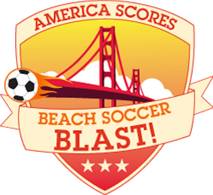 Image result for beach soccer blast clip art