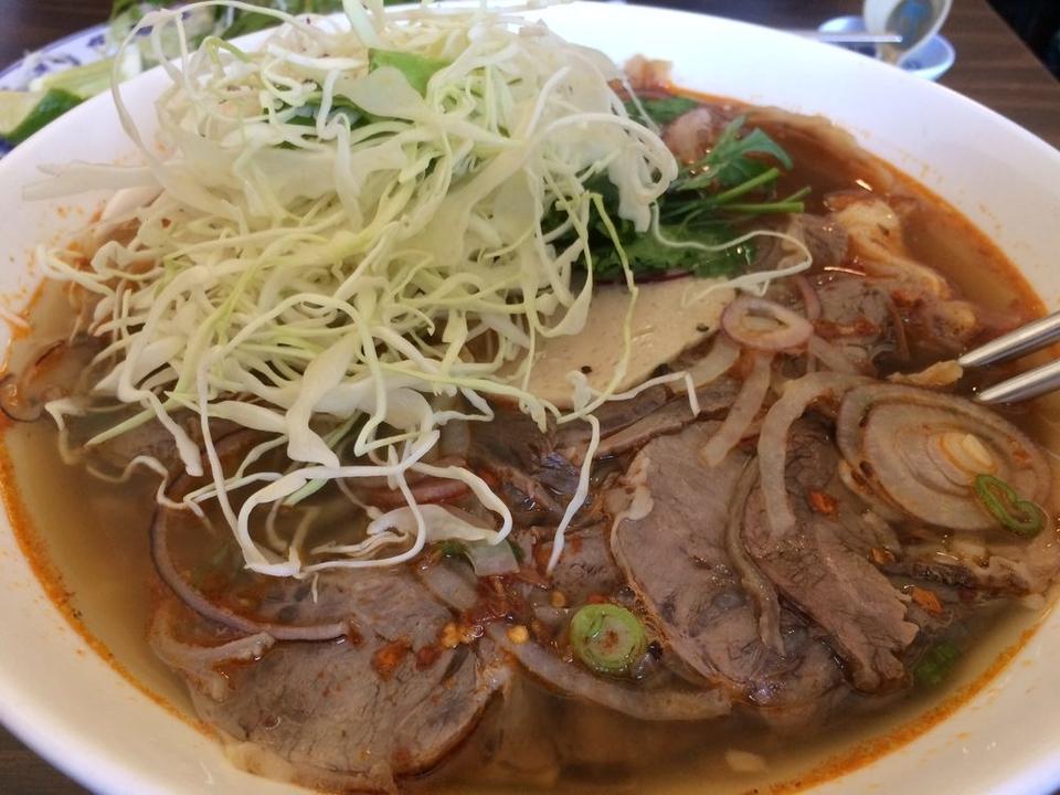 Oakland Eats Pho King Moving Huangcheng Noodle House Opens More Hoodline