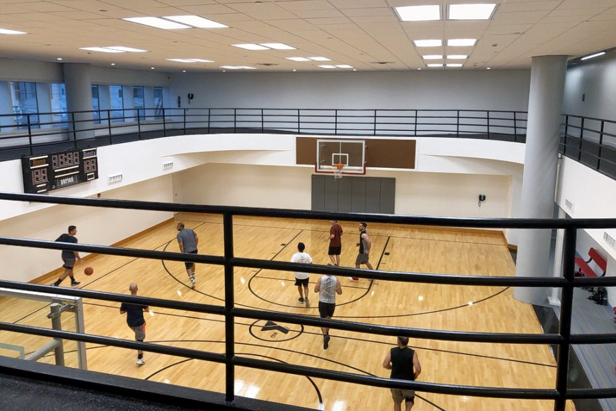 Downtown miami ymca opens with fitness classes a steam room and