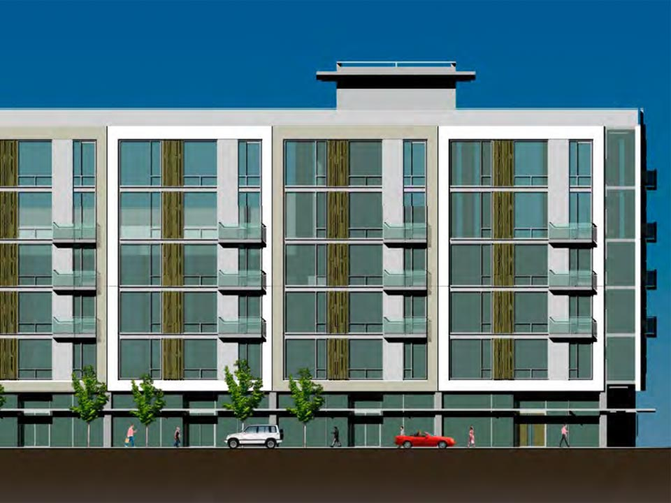 Renderings Revealed For Development To Replace Divisadero