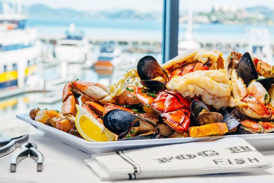 The Lunch Aquatic San Francisco S Top 5 Seafood Spots