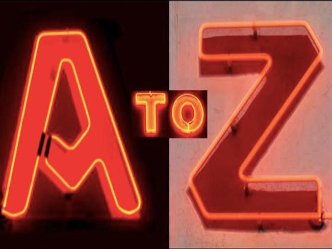 Facebook neon a z