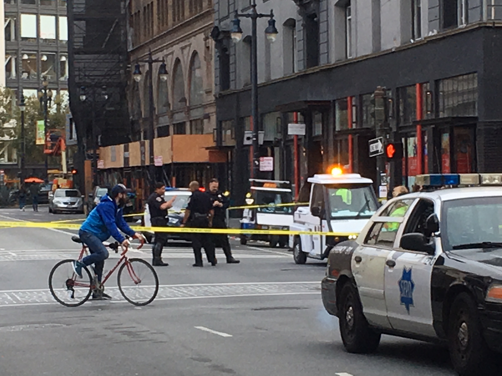 Bicyclist killed in Tenderloin collision identified as 66