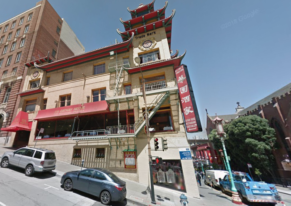Sf Eats Cathay House To Get A Makeover Burmese Restaurant