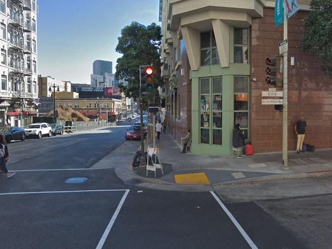 Ellis and taylor streets google