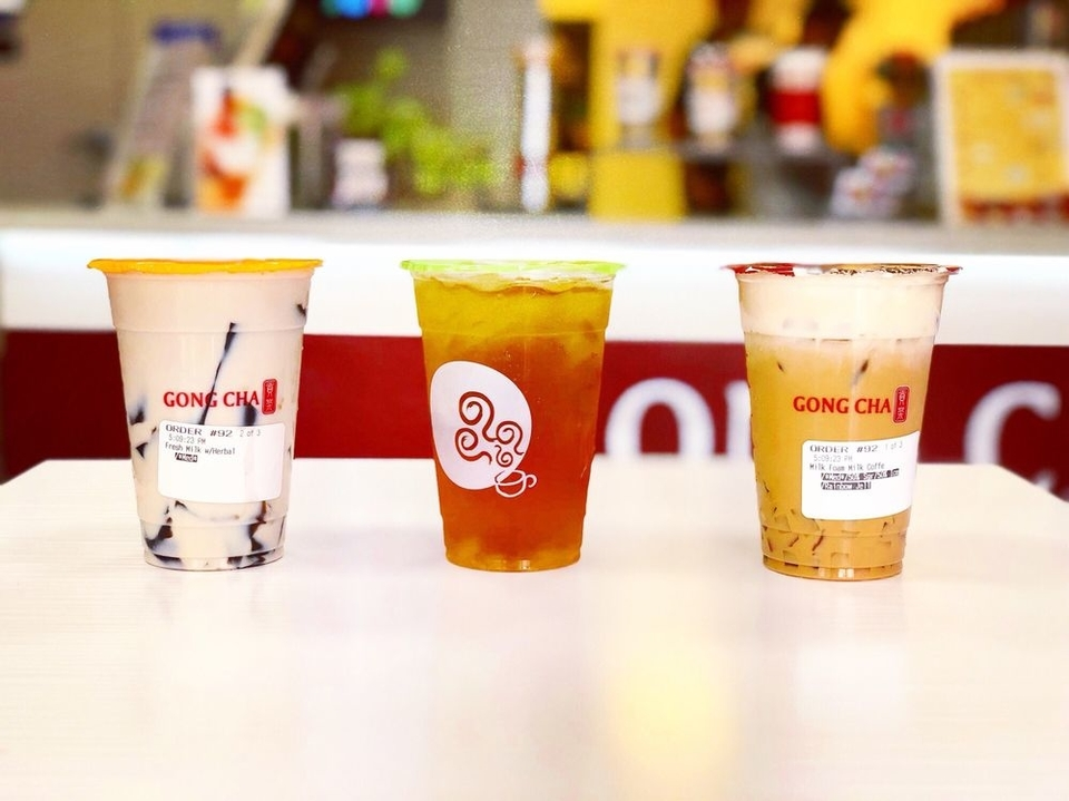 Boba boom: Gong Cha, Black Sugar Boba and CoCo Fresh Tea