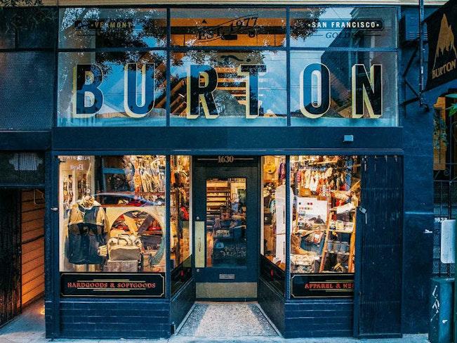 Burton store sf 1 2x