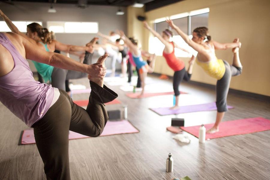 142ebb12a4 Break a sweat: 4 new fitness spots to try in Los Angeles   Hoodline