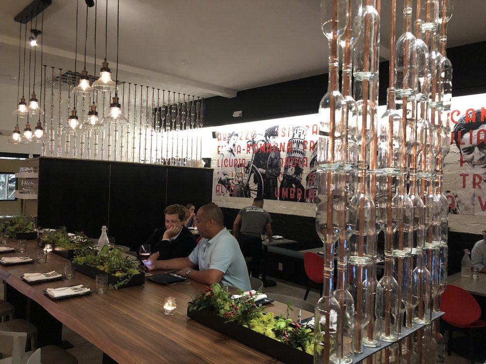 New Italian Restaurant I M Eddie Cano Debuts In Chevy Chase