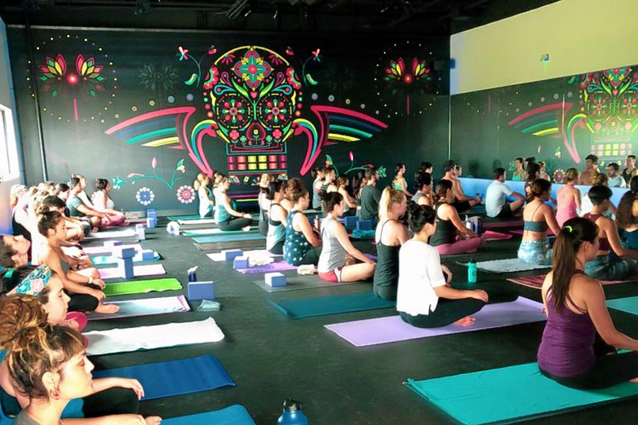 New Heated Yoga Spot Black Swan Yoga Now Open In Tobin Hill Hoodline