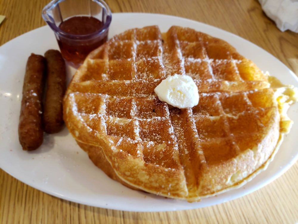 Ironing Out The Best America S 40 Favorite Waffle Restaurants