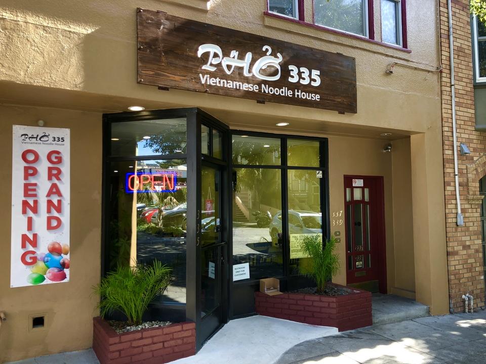 Vietnamese Restaurant Pho 335 Makes Its Castro Debut Hoodline