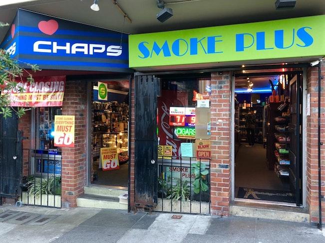 Chaps smokeplus bracco