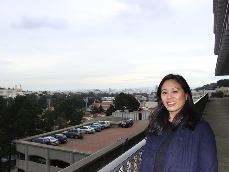 Meet Kristian Ongoco, UCSF Parnassus' New Community Relations Rep
