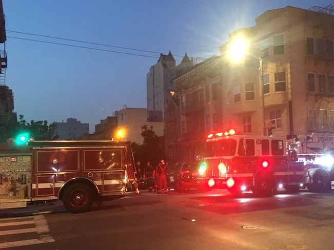 Sffd at post and hyde