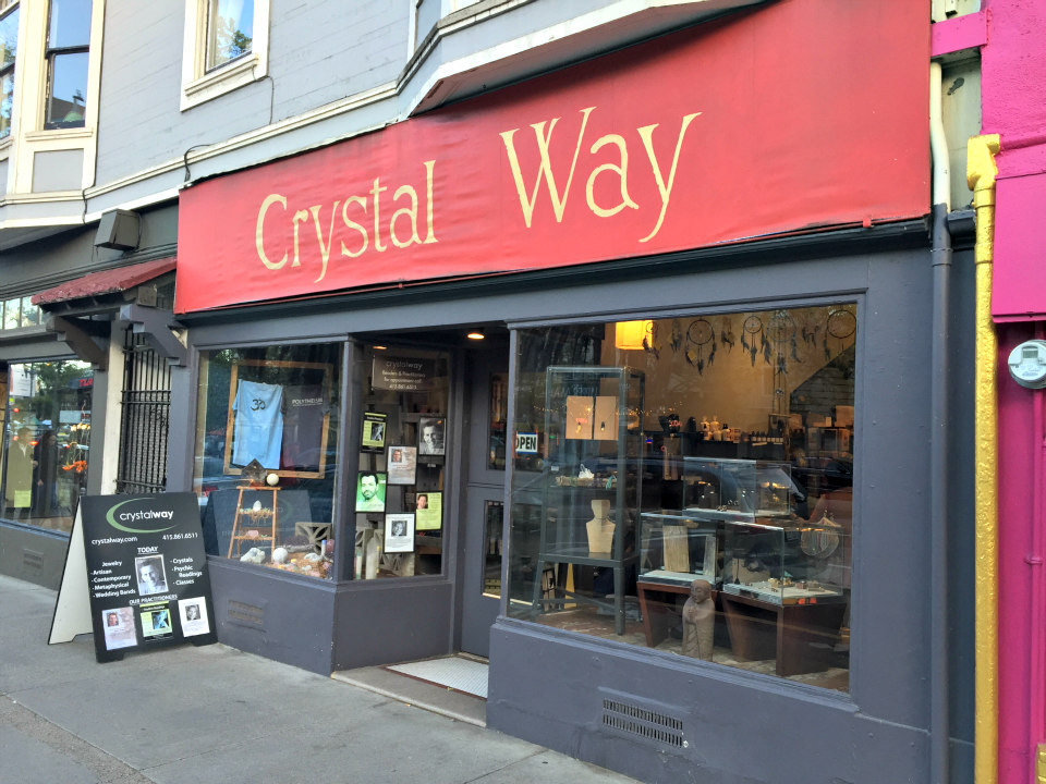 Castro Retail Burglaries Continue, This Time At Crystal Way