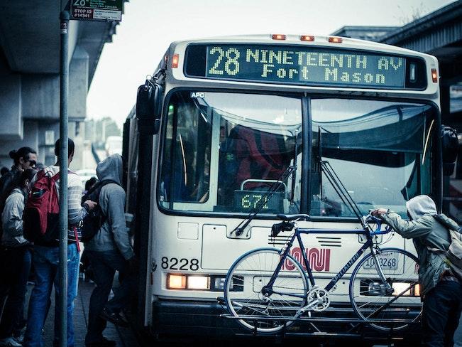 28 19th avenue muni bus by rafael castillo  miggslives