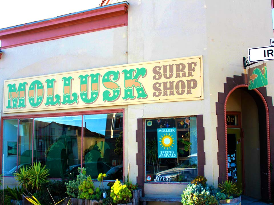 08b8fb5c992b Surfing And Art Come Together At Ocean Beach's Mollusk Surf Shop ...