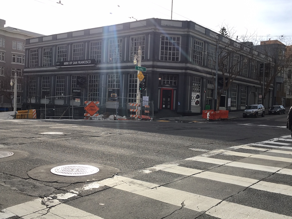 Mini Of San Francisco >> Van Ness Mini Auto Showroom Set To Become 40 000 Square Foot Luxury