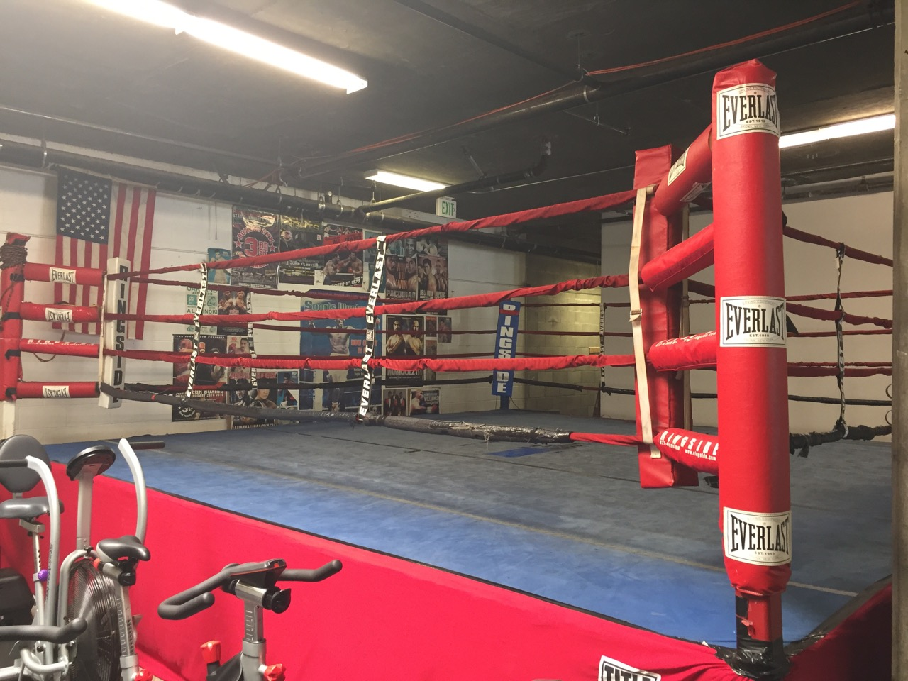 Third Street Boxing Gym Honors SF's Pugilistic Past | Hoodline