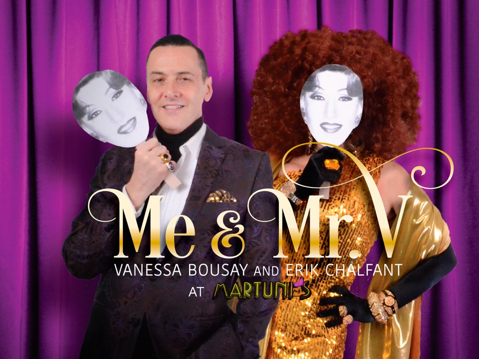 Me and Mr  V': Alter-Egos Collide At Martuni's Tomorrow Night | Hoodline