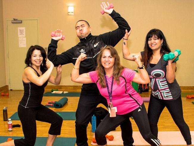 Community wellness program