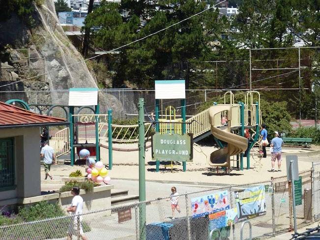 Douglass playground 6