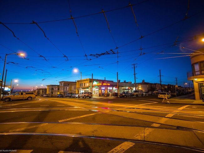 46th and taraval by daniel hoherd