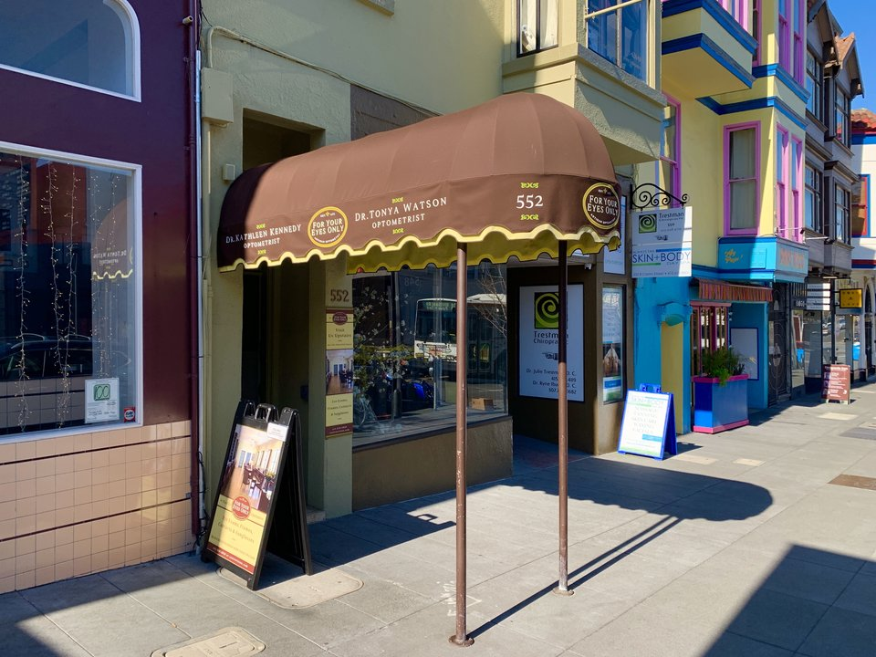 Castro optometrist 'For Your Eyes Only' named SF Legacy Business