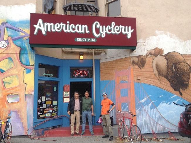 Americancyclery