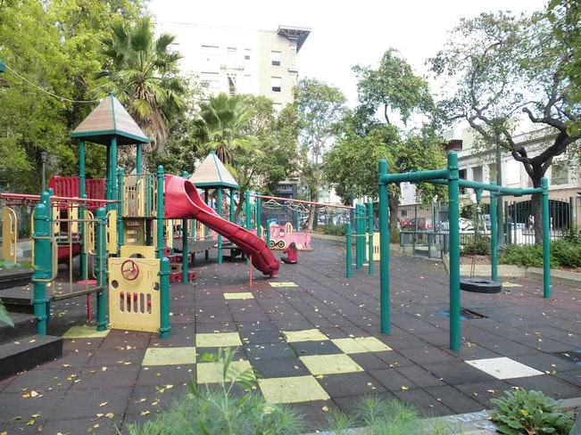 Sgt john macaulay park
