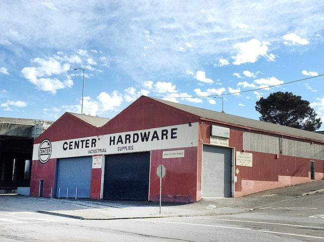 Center hardware
