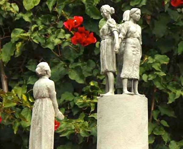 Comfort women san francisco