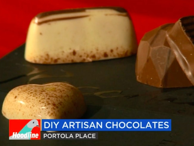 Diy chocolate