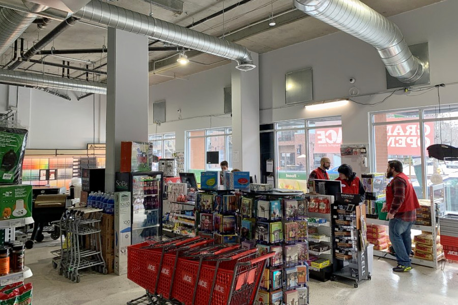 New hardware store Ace Hardware - Dirdon Station now open in The