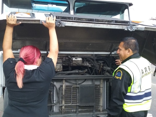 Truckinspection