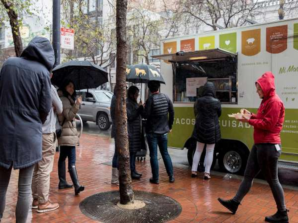 Zendesk La Cocina To Bring Thrice Weekly Food Trucks To 6th