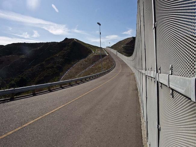Border fence  8653053234