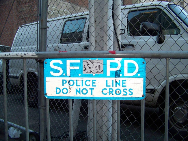 Soma police line by d.c. atty  flickr