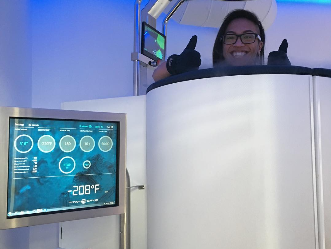 Chill Out At CryoSF, The Castro's New Cryotherapy Spa | Hoodline