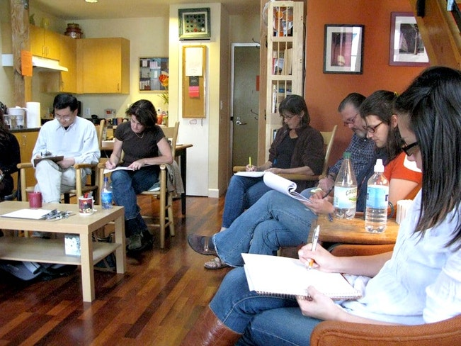 Sf writing salon