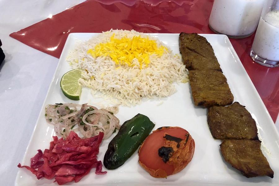 New Iranian Spot Saffron Persian Cuisine Debuts In San