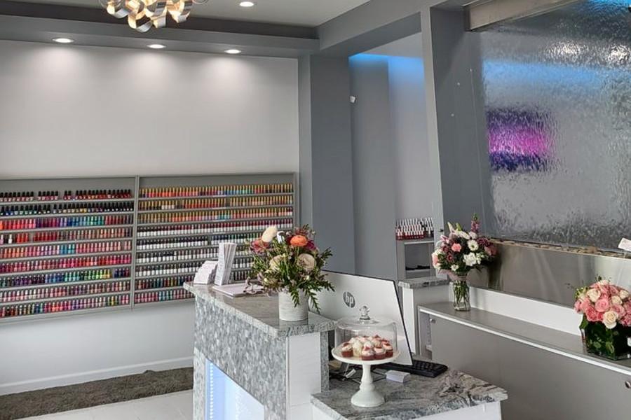 New nail salon Blush Nail Lounge now open in Whetstone   Hoodline