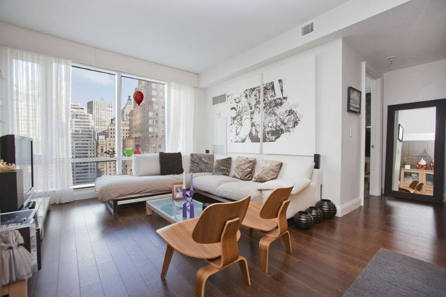 The Most Inexpensive Apartment Rentals For Rent In Battery Park City New York