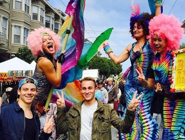 Haight ashbury street festival