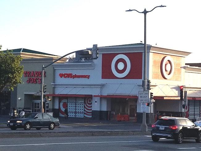 Stonestown target