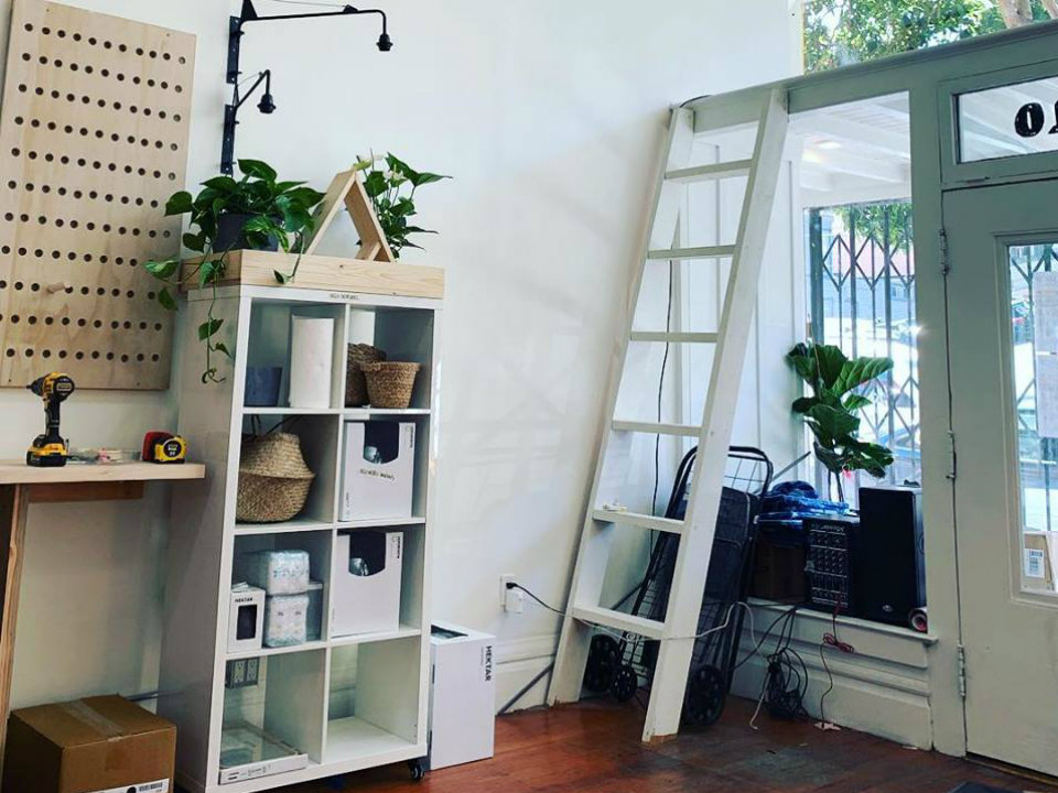 Workshop To Expand Diy Classes Programming To New Haight
